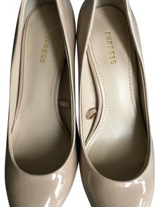 Express Nude Pumps