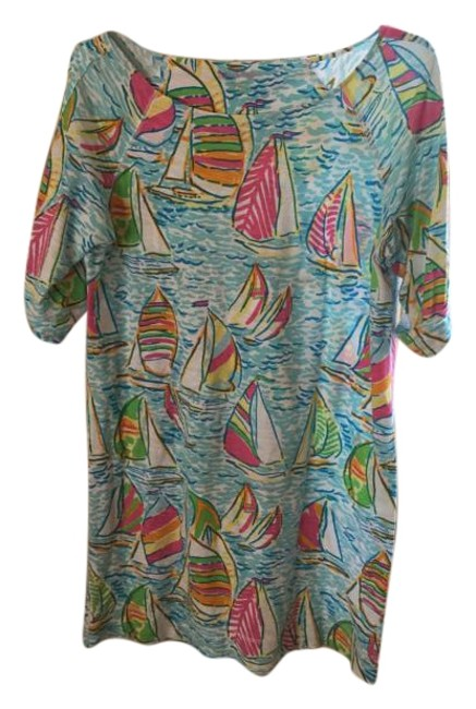 Preload https://img-static.tradesy.com/item/19964190/lilly-pulitzer-multicolored-you-gotta-regatta-knee-length-short-casual-dress-size-6-s-0-1-650-650.jpg