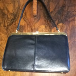 Palizzio Satchel in Black