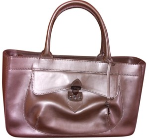 Furla Satchel in gold