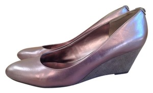 Anne Klein Metallic Pumps