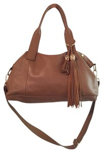 Cuore & Pelle Satchel in Brown