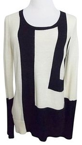 Ann Taylor Color Block New Sweater