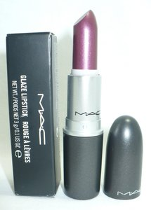 MAC Cosmetics CHIGNON Glaze Lipstick AA8 Blonde Brunette Redhead Collection LE RARE
