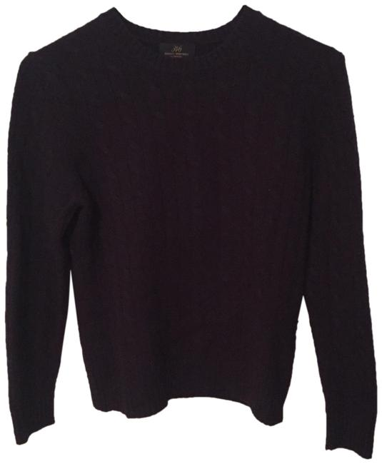 Preload https://img-static.tradesy.com/item/19964952/brooks-brothers-cable-crew-neck-navy-sweater-0-1-650-650.jpg