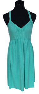 Mossimo Supply Co. short dress Green on Tradesy