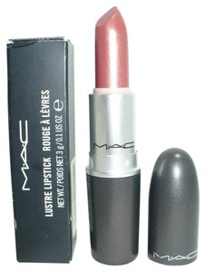 MAC Cosmetics MELLOW FLAME Lustre Lipstick A57 Smoke Signals Collection LE RARE