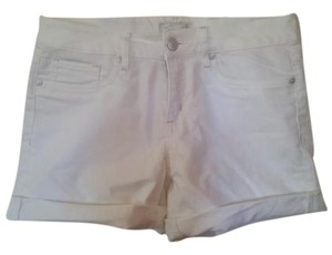 7 For All Mankind Shorts White