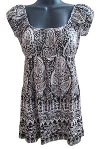Maurices Boho Blouse Floral Flowy Tunic