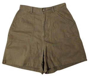 Express Shorts Army Green
