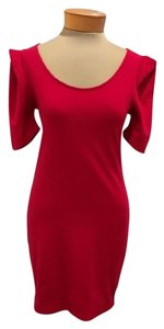 Lulu*s short dress Red Short on Tradesy