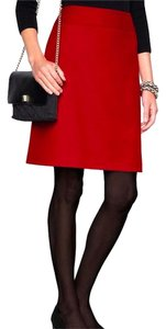 Talbots Skirt Red