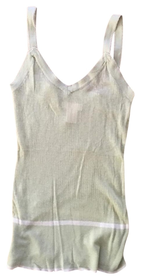 5b9901e815839 Frenchi Green Light By Tank Top Cami Size 6 (S) - Tradesy