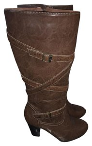 Charlotte Russe Chocolate brown Boots