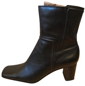 Nine West Bootie Boot Shoe Boot Shoe Black Boots