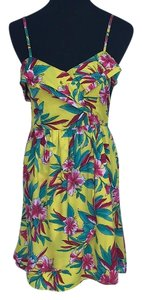 Billabong short dress Multicolor on Tradesy