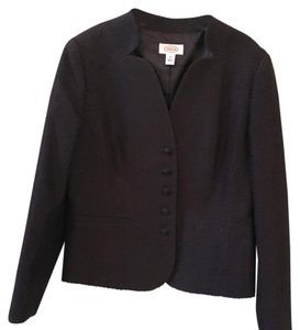 Talbots Chocolate Brown Blazer