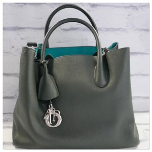 Dior Satchel in Green