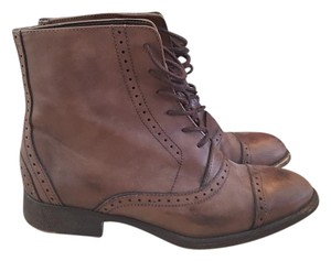 Zara Boot Brown Boots