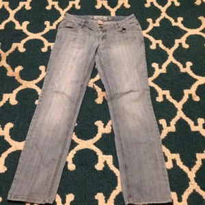 Mossimo Supply Co. Straight Leg Jeans