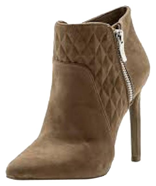 BCBGeneration Bcbg Women's Chameleon High-heel Quilted Detail Boots/Booties Size US 10 BCBGeneration Bcbg Women's Chameleon High-heel Quilted Detail Boots/Booties Size US 10 Image 1