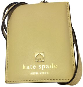 Kate Spade Kate Spade New York Juniper Court Luggage Tag Ostrichegg WLRU1662