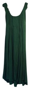 Elie Tahari short dress Emerald Green on Tradesy