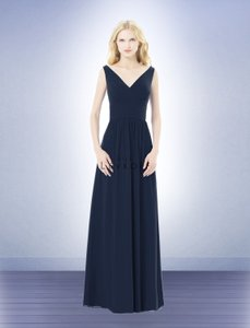 Bill Levkoff Navy 498 Dress