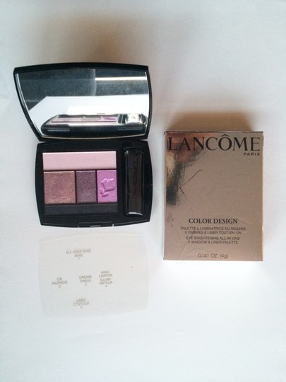Other LANCOME, COLOR DESIGN 5 PAN EYESHADOW PALETTE