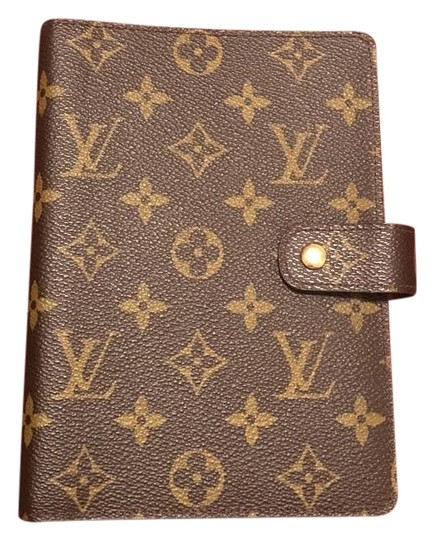 Louis Vuitton MEDIUM RING AGENDA
