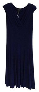Ralph Lauren Royal Midi Dress