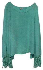 Gianni Bini Top Mint Green