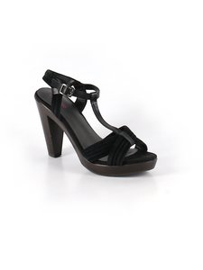 Connie black Platforms