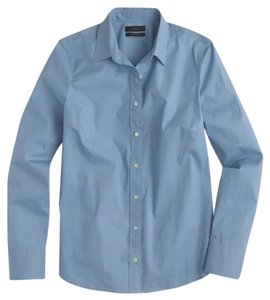 J.Crew Button Down Shirt Seascape Blue