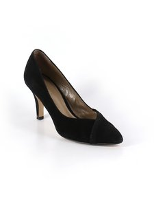 Liz Claiborne black suede Pumps