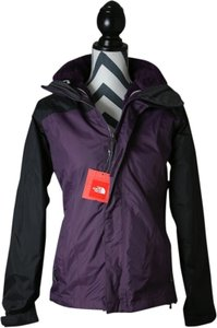 The North Face Velvet Purple Jacket