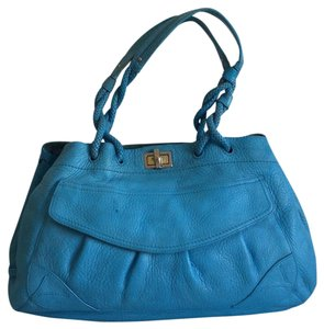 Cole Haan Satchel in Blue