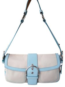 Coach Pocket Flap Soho Hobo Bag