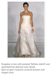 Amsale 1650gggpx037 Wedding Dress