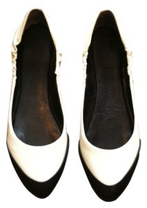 Rachel Roy Black & White Flats