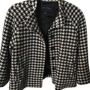 Banana Republic Black and white Jacket
