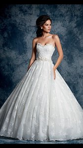 Alfred Angelo 893 Of The Sapphire Collection Wedding Dress