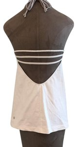 Lululemon Top White and Gray
