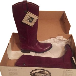 Frye Winter Bordeaux Boots