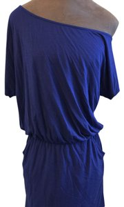 Rachel Pally short dress Purple Blue on Tradesy