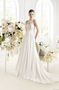 Pronovias Pronovias Jacobe Style Wedding Dress