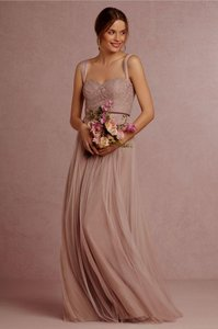BHLDN Rose Quartz Fleur Dress