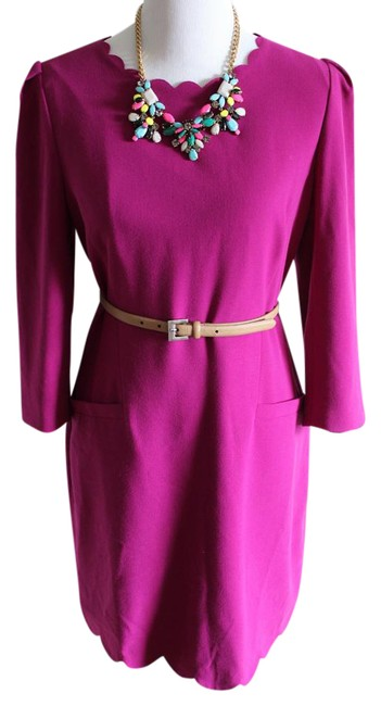 Item - Pink N.a Mid-length Formal Dress Size 4 (S)