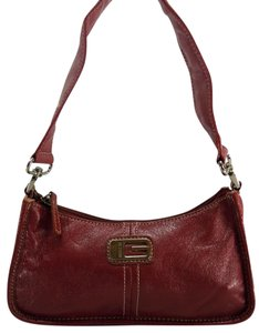 Guess Mini Sexy Satchel in Red