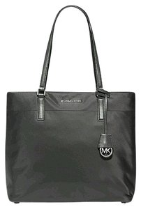 Michael Kors Morgan Nylon Ns Tote in Gray